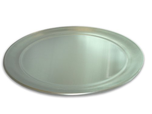 (Alegacy A10 Eagleware Professional Aluminum Sloped Rim Pizza Tray,)