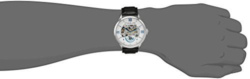 Stuhrling Original Men's 574.01 Executive II Automatic Skele