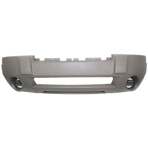 Front BUMPER COVER Textured for 2004-2004 Jeep Grand Cherokee