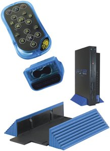 - MadCatz MOV8282N PS2 DVD Bundle with DVD Remote and System Stand