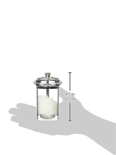 COLE & MASON Solo Salt Grinder - Acrylic Mill Includes Precision Mechanism and Premium Sea Salt by Cole & Mason (Image #6)