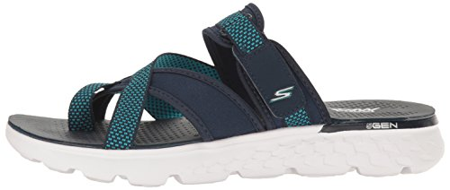 65fc8445 Skechers Performance Women's On The Go 400 Discover Flip Flop ...