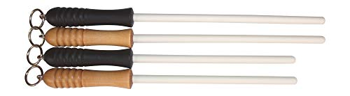 (Idahone Fine Ceramic Sharpening Rod (12