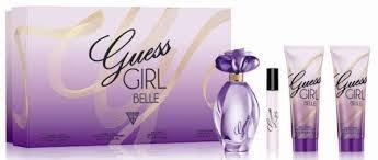 Guess Girl Belle Gift Set: EDT Spray 3.4 Ounce