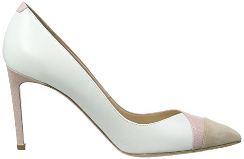 Hugo Ballin 10191387 01, Zapatos de Tacón Mujer Rosa (Pastel Pink 688)