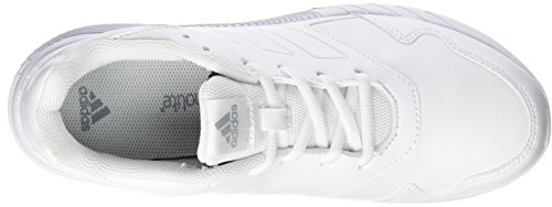 adidas Altarun K, Zapatillas de Deporte Unisex Niños Blanco (Ftwr White/ftwr White/mid Grey S14)