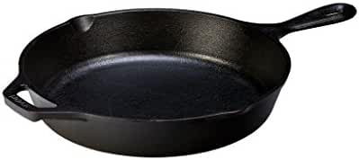 Lodge Cast Iron Skillet, 10.25-inch