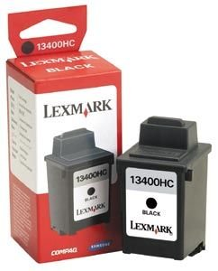 Lexmark 13400HC black ink cartridge 15M0640