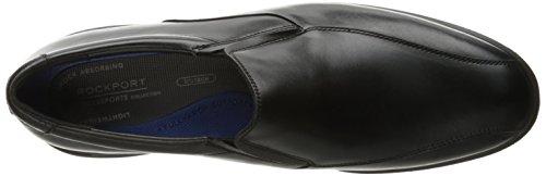 Rockport - Herren Dp2 Lite Bike Slipon Schuhe Black Lea