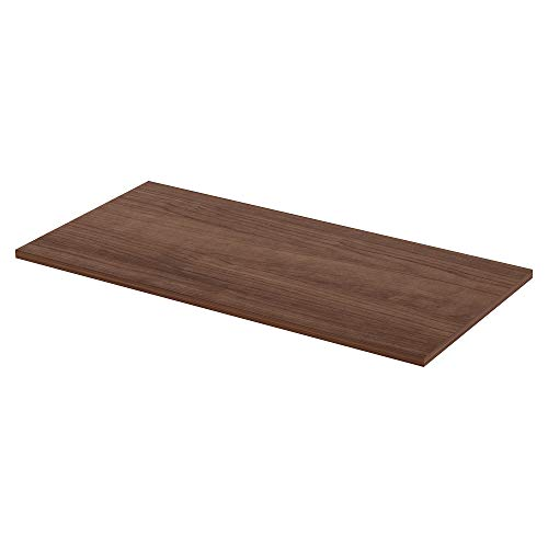 (Lorell 59638 Active Office Relevance Table Top, Walnut,Laminated)