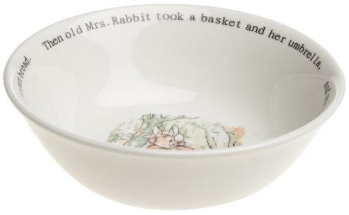 Wedgwood Peter Rabbit Original 3-Piece Set, Mug, Plate, and Bowl by Wedgwood (Image #4)