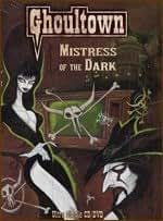 Ghoultown Mistress of the Dark Dvd/cd Set! Elvira