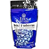 EDEN FOODS FRUIT DRD BLUEBERRY, 4 OZ