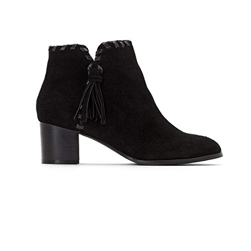 Nero In Donna Pelle Redoute Boots Collections La w0UxYqHz