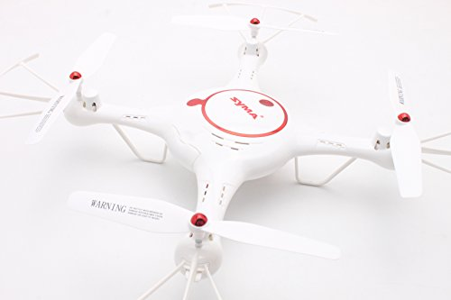 Syma X5UC Drone Quadcopter with Camera RTF 4 Channel 2.4GHz 6-Gyro Headless System
