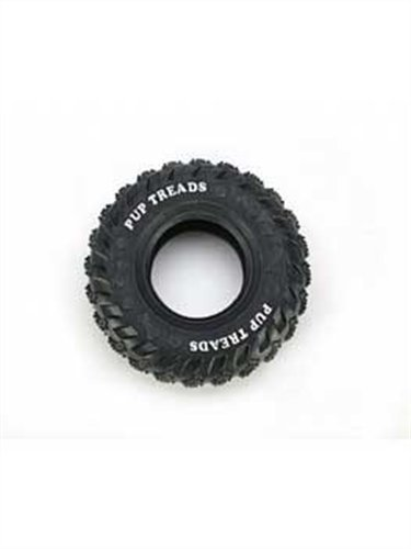 Ethical Pup Treads Rubber Dog Toy, 6-Inch Chew Tire