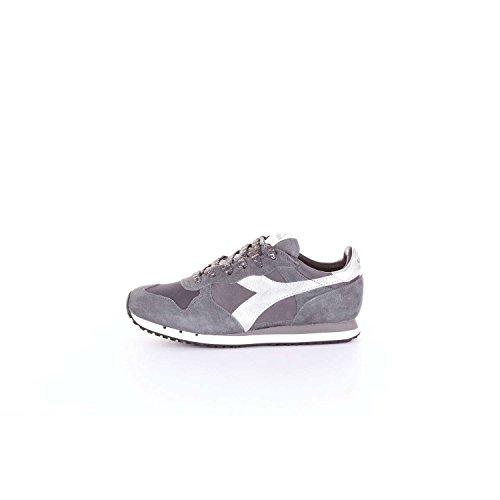 Mujer 172574 Sneaker Gris Heritage Diadora wA0qUZ