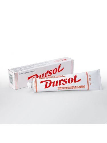 Autosol 34 Dursol Metal Polish 200ml Case of 12 by Autosol