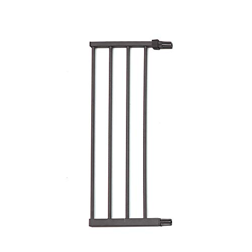 MidWest Steel Pet Gate Extension; Pet Gate Extension Measures 11 Wide x 29 High in Textured Grahite (Fits MW Model # 2929SG & 2929SG-WD)