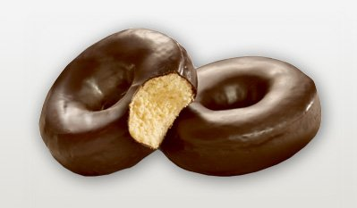 Entenmann's 8 Pk Rich Chocolate Frosted Donuts