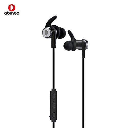 Abingo OEM Newest 2018 Bluetooth in Ear s8 Waterproof Magnetic Sport Stereo Wireless Headphone Bluetooth Earphone