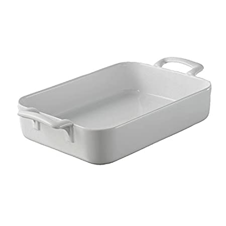 Revol 614850 Belle Cuisine - Bandeja para horno de porcelana ...