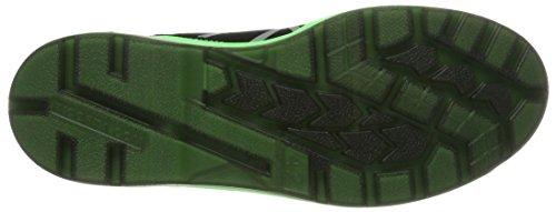 Rick Ricosta Basses Noir Schwarz Homme Sneakers ZnUnxqO