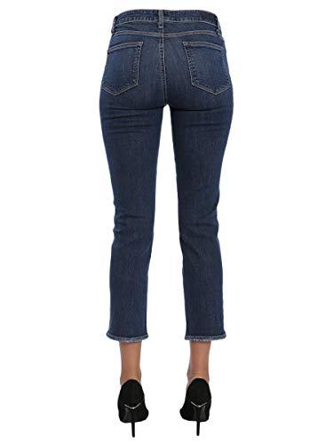 Paige Jeans Algodon Azul 33609844784 Mujer rwpFq7rY