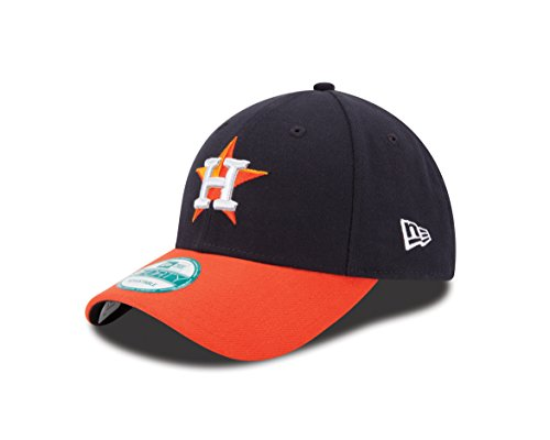 MLB The League Houston Astros Road 9Forty Adjustable Cap