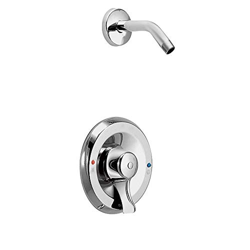 (Moen T8375NH Commercial M-Dura Posi-Temp Shower Trim without Showerhead, Chrome)