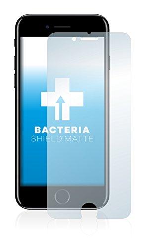 upscreen Bacteria Shield Matte Pellicola Protettiva Opaca per Apple iPhone 7 Proteggi Schermo Antibatterica, Antiriflesso