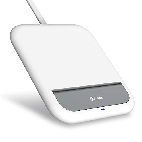 Amazon codes for andobil 2in1 Wireless Charger: Qi-Certified