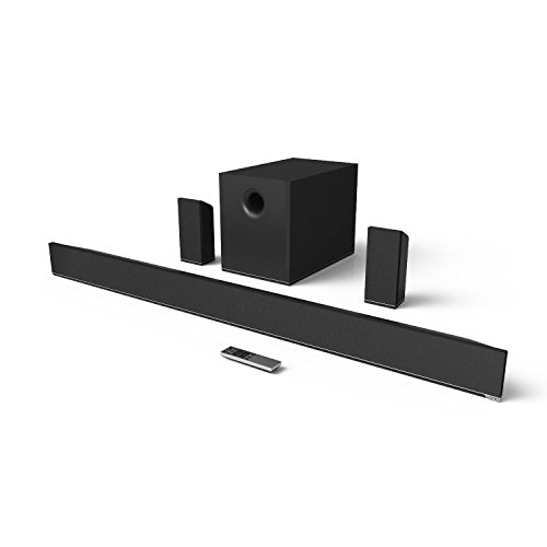 Sound Bar, Wired and Wireless Surround SoundBar Bluetooth Audio Speakers for TV, 29.5-Inches 2.0 Channel Home...