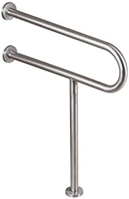 HJXSXHZ366 Ältere Patienten Hilfshandlauf 304 Edelstahl Geländer Toilette WC Schlupf Geländer ältere Sicherheit Barriere