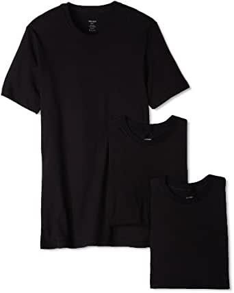 2(X)IST Essential Cotton 3 Pack - Black - Small