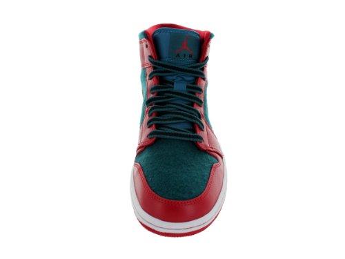 1 EU Jordan Herren Air Schuhe Basketball Jordan Mid Neu 44 5 Grün xpqxECZwO