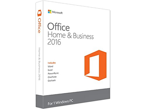 Picture of a Microsoft Office Home and Business 889842088984