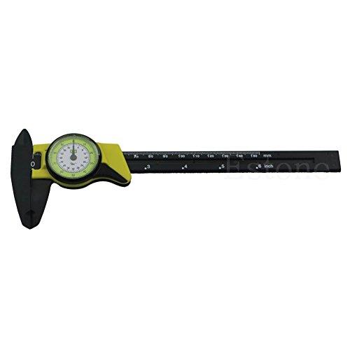 6 vernier dial caliper - 6