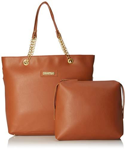 (Lica Pezo Bag In Bag Tan Women Tote (Tan))