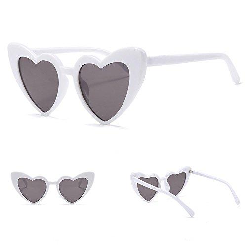 soleil designer soleil femmes coeur de lunettes LOVE lunettes mode 3 forme de de Dames en marque z4YBB6