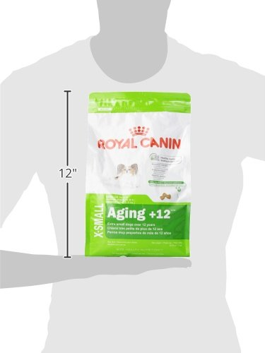 Royal Canin Size Health Nutrition X-Small Aging 12+ Dry Dog Food, 2.5 Lb by Royal Canin (Image #6)