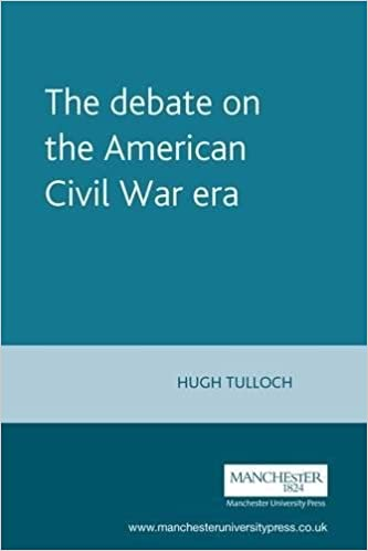 The debate on the American Civil War era (Issues in Historiography MUP)