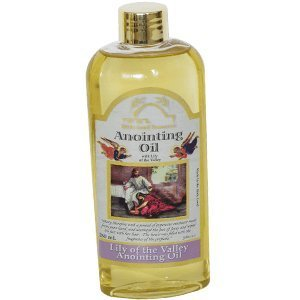 Bible Lands Treasure Anointing Oil 250 ml (Lily of the Valley)