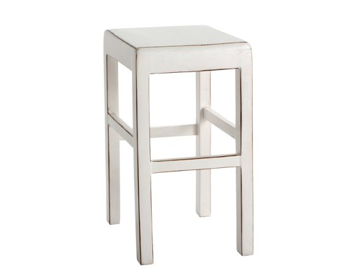 Table Revival Legs Finish (Antique Revival Roma Country Riser, White)
