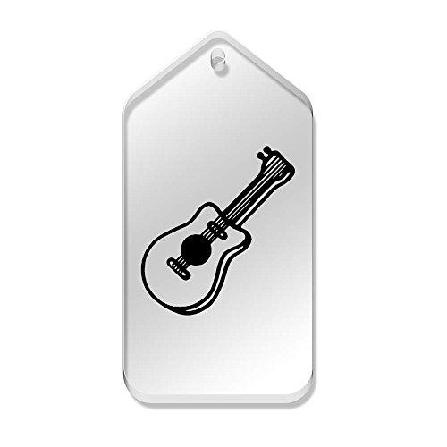 Azeeda 10 Claras 66 34 Mm Etiquetas Acustica' X tg00066419 'guitarra De rrdxBPaq