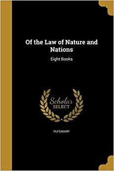 Of the Law of Nature and Nations