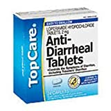 Top Care Anti-Diarrheal - 24 Tablets