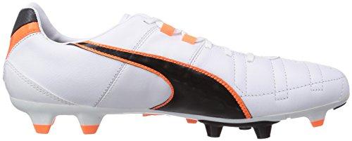 Blanc Flash Football De Weiß Chaussures Orange Homme fluo black Fg Puma Momentta white 02 Ii 7qCxnwU0p4
