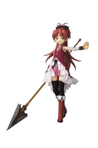 Medicom Puella Magi Madoka Magica: Kyoko Sakura Real Heroes Action Figure