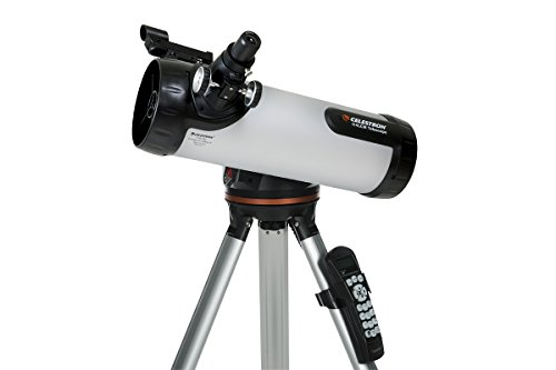 Used, Celestron 114LCM Computerized Telescope (Black) for sale  Delivered anywhere in USA